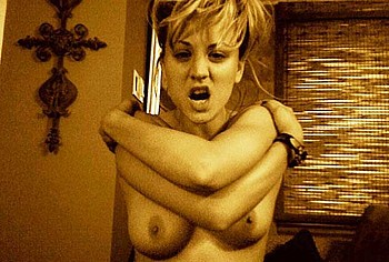 Kaley Cuoco nude leaked