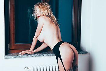 Natasha Legeyda nude