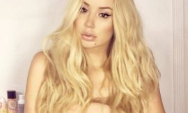 Iggy Azalea Topless And See Through Shots