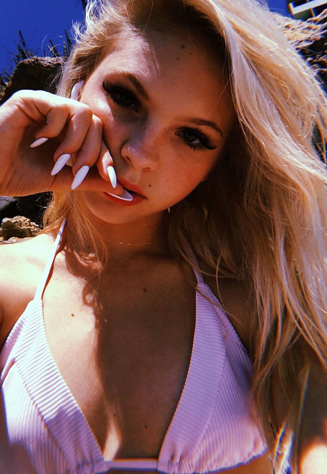 Jordyn Jones nude