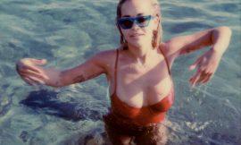 Rita Ora Nipslip And See Through Photos