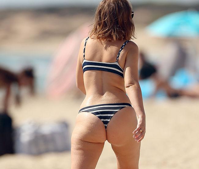 Tanya Burr nude