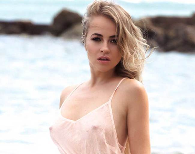 Ellen Alexander nude