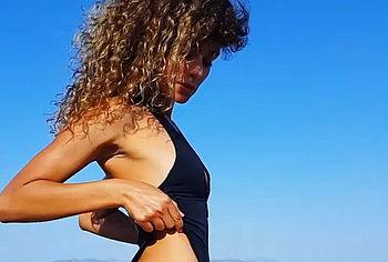 Amanda Chrishell nude