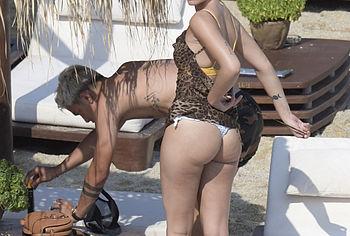 Oriana Sabatini nude