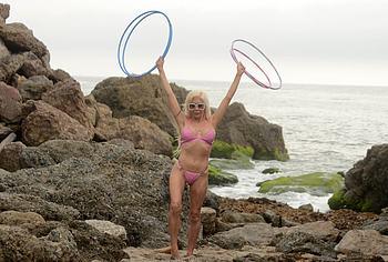 Angelique Frenchy Morgan nude