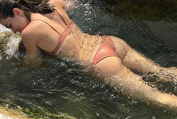Serinda Swan nude