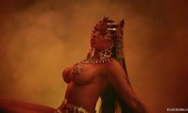 Nicki Minaj Looks Hot In New Music Clip – Ganja Burn
