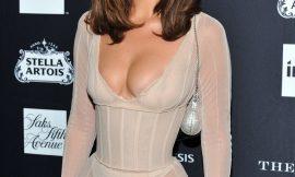 Bella Hadid Sexy See Through Moments