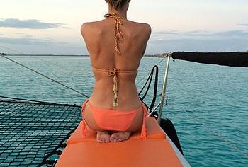 Brooke Burns Nude