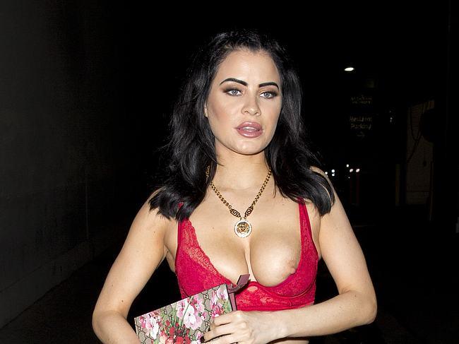 Carla Howe nude