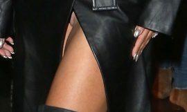 Lady Gaga Paparazzi No Panties Upskirt Pics
