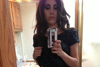 Carly Pope nude