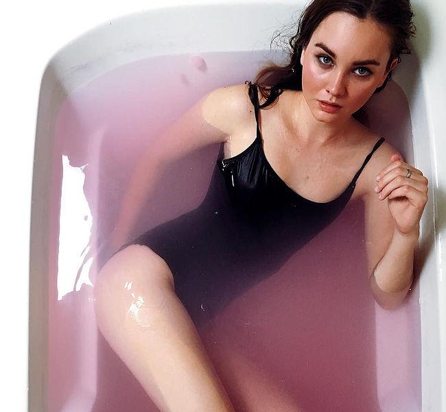 Liana Liberato Naked