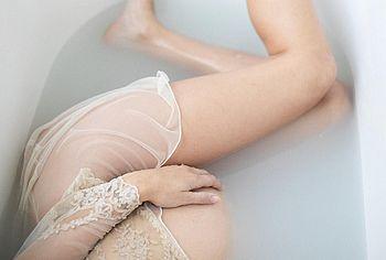 Troian Bellisario nude