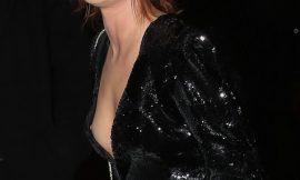Sarah Hyland Paparazzi Nipple Slip Photos