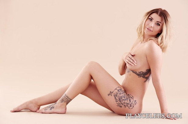 Olivia Buckland Nude And Hot Lingerie Photos