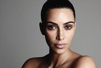 Kim Kardashian nude