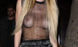 Bella Thorne See Through And Sexy Photos