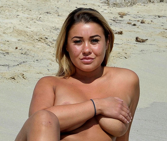 Ellie Young nude