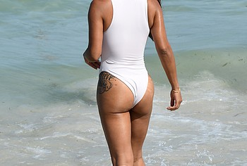 Christina Milian nude
