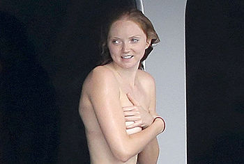 Lily Cole nude