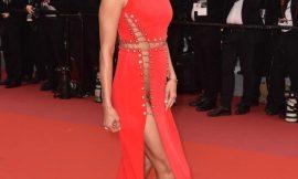 Top Model Irina Shayk No Panties Upskirt Photos