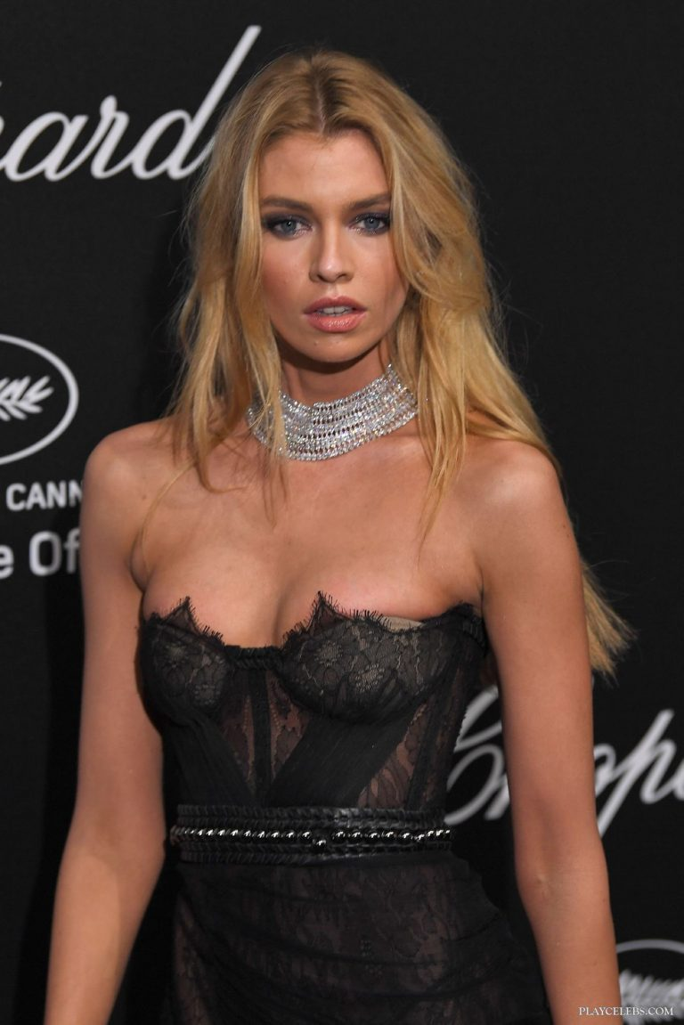 Stella Maxwell See Through And Sexy
