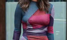 Olivia Munn Paparazzi See Through Sexy Shots