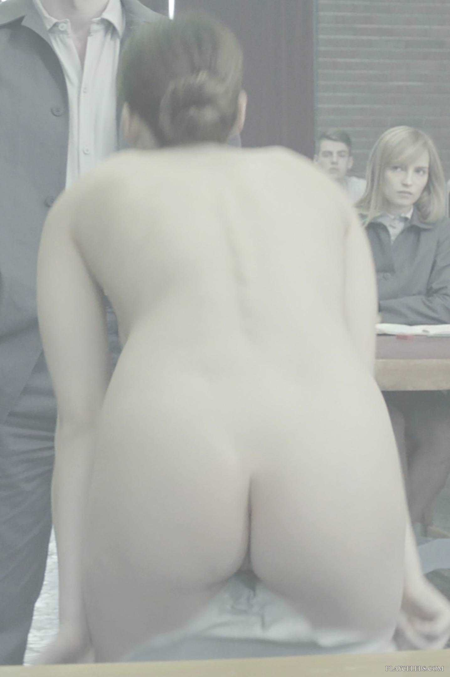 Jennifer Lawrence Frontal Nude In Red Sparrow (2018)