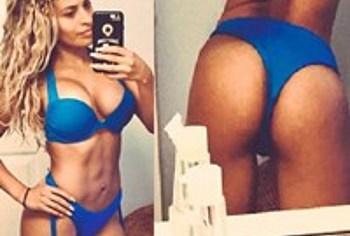 Zelina Vega nude