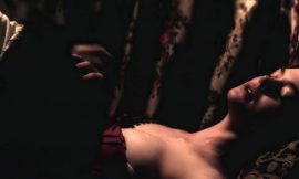 Hollywood Star Elle Fanning Sex Scenes From Mary Shelley (2017)