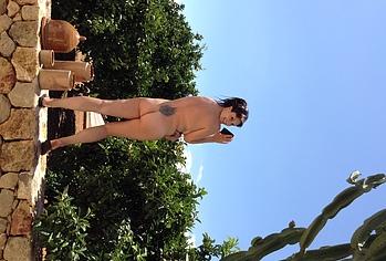 Anna Richardson naked