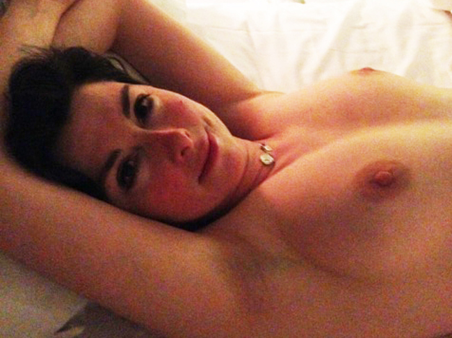 Sue Perkins naked