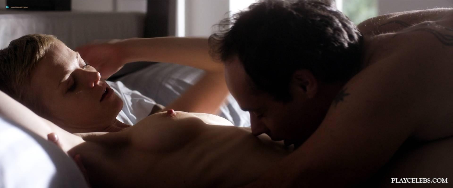 Actress Constance Brenneman Nude Sex Scene From Night Eyes (2014)