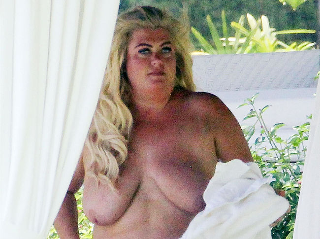 Gemma Collins nude