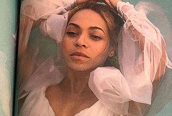 Beyonce Naked