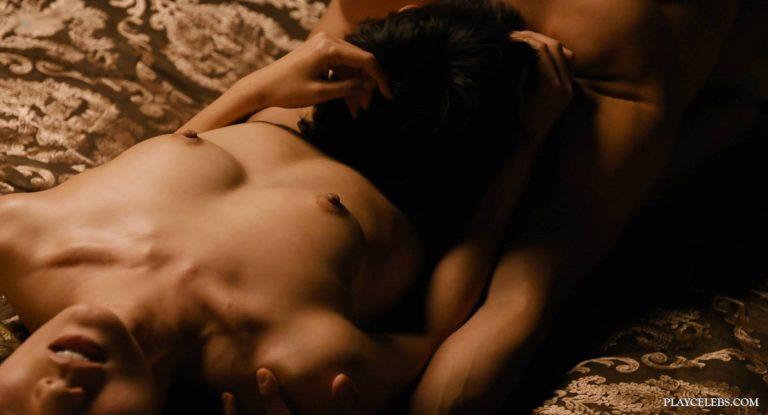 Doona Bae, Jamie Clayton & Freema Agyeman Naked Sex Scenes In Sense8 s02e12