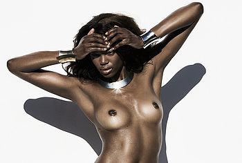 Eugena Washington nude