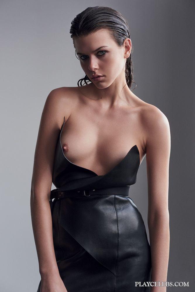 Georgia Fowler Nude And Hot Lingerie Photos