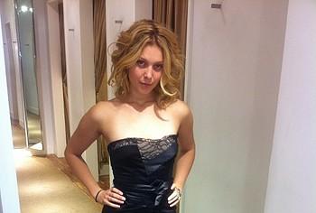 Alaina Huffman Nude