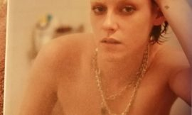 Kristen Stewart Nude Topless Unknown Photos