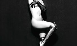 "Christina Aguilera Nude And Hot Latex Lingerie For ""Bionic"" Album & ""Not Myself Tonight"" Music Video"