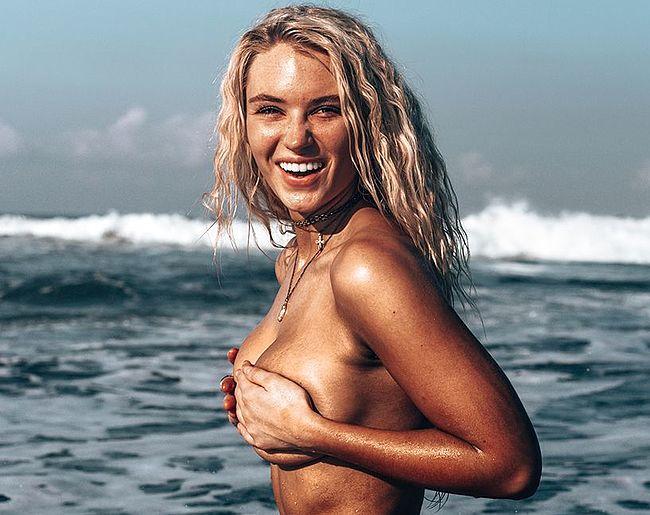 Lucie Donlan nude
