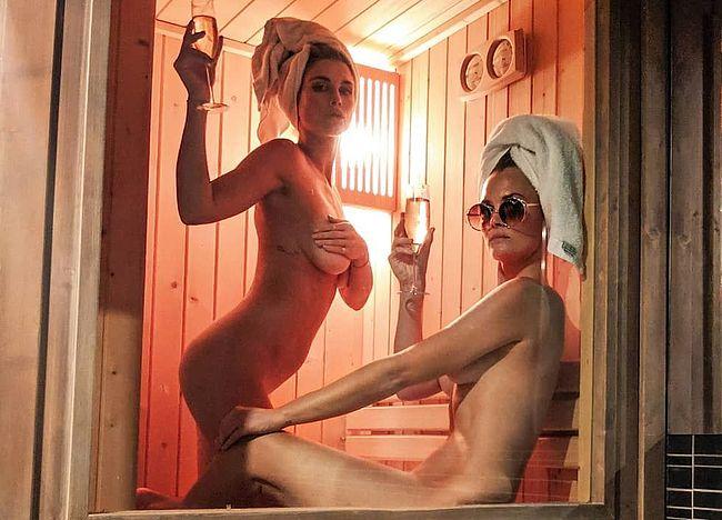 Ashley James Naked