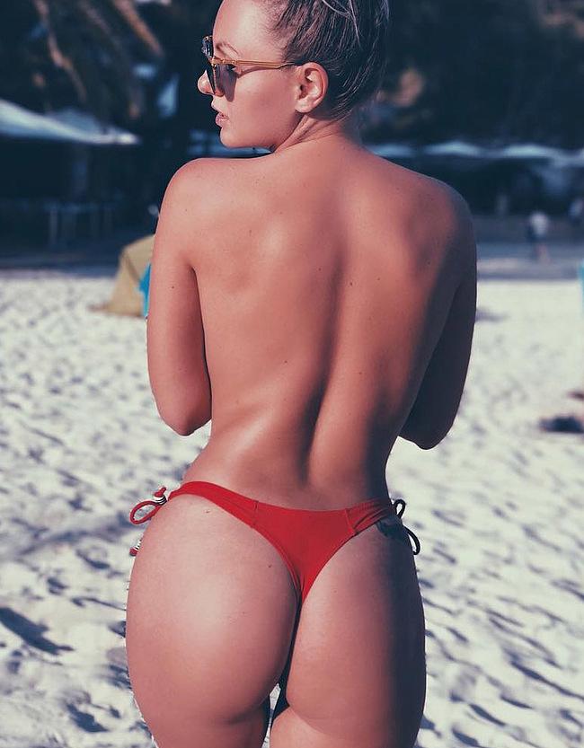 Alexandra Stan nude