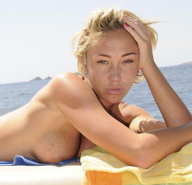 Jenny Frost nude