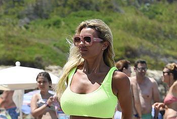 Christine McGuinness nude