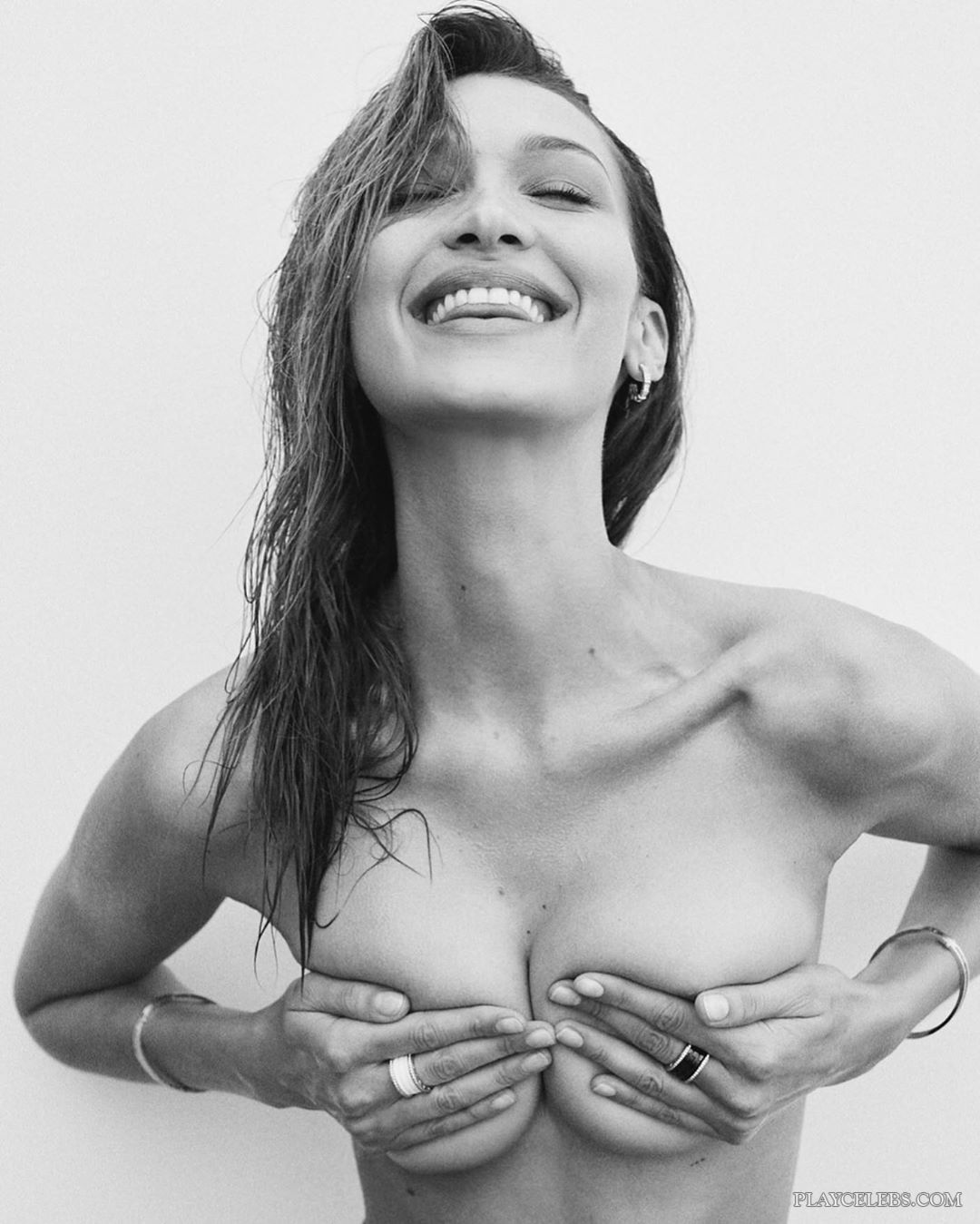 Top Model Bella Hadid Topless And Hot Ass Photos