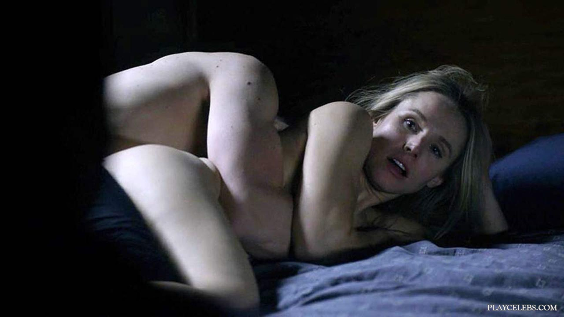 Kristen Bell Nude And Erotic Scenes In Veronica Mars (2019) S04E07